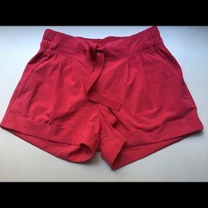 Lululemon 4 Spring Breakaway Shorts